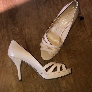 Audrey Brooke Blush Pink Heels